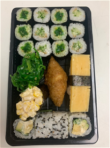 Foto Sushi Vegan Box